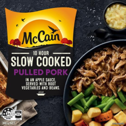 Photo of Mccain Slow Cooked Pork 300g