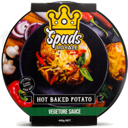 Photo of Spuds Royale Vegetore 440gm