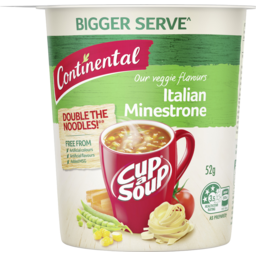 Photo of Continental Soup Cup Cup-A-Soup Italian Minestrone 52g
