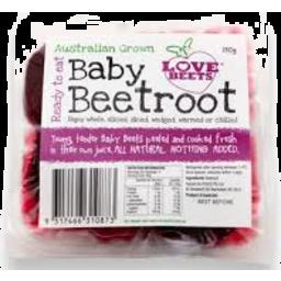 Photo of Beetroot Baby Ea