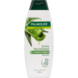 Photo of Palmolive Naturals Active Nourishment Aloe Vera Conditioner For All Hair Types 350ml
