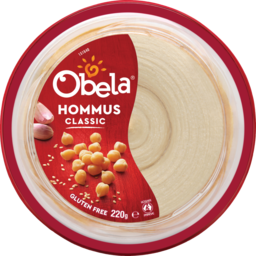 Photo of Obela Hommus Smooth Classic 220g 220g
