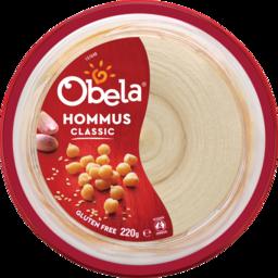 Photo of Obela Smooth Classic Hommus 220g