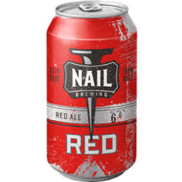 Photo of Nail Hoppy Red Ale Amber Style Can