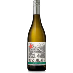 Photo of Russian Jack Pinot Gris 750ml