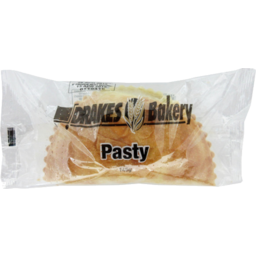 Photo of Drakes Bakery Pasty 145g