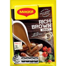 Photo of Maggi Gravy Rich Brown 28g