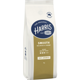 Photo of Harris Smooth Coffee Beans 1kg
