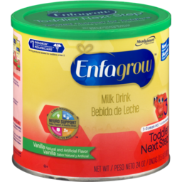 Photo of Enfagrow Toddler Next Step Milk Drink Vanilla