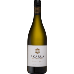 Photo of Akarua Pinot Gris 750ml