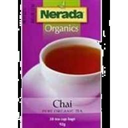 Photo of Nerada Organics Chai Tea Bags 25s 46gm