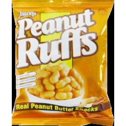 Photo of Jasons Peanut Ruffs 200g