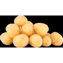 Photo of Potatoes Washed