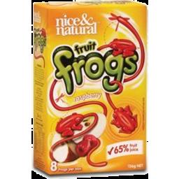 Photo of N&N Fruit Frogs Rasp Pk Of 8