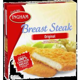 Photo of Ingham Chicken Breast Steaks Original 400gm