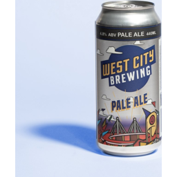 Photo of West City Pale Ale 4.8% 4*440ml