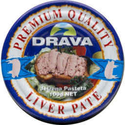 Photo of Drava Paste Liver 100gm