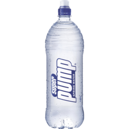 Photo of Pump Spring Water Bottle 1.25l