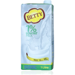 Photo of Betty 1% Low Fat Milk