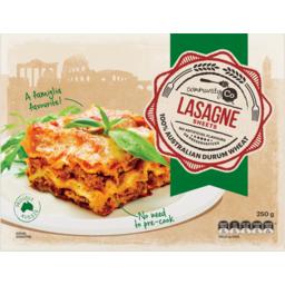 Photo of Community Co Lasagne Sheets 250g