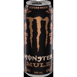 Photo of Monster Mule Energy 500ml