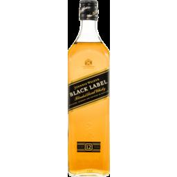 Photo of Johnnie Walker Black Label Scotch Whisky
