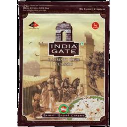 Photo of India Gate Classic Rice 5kg