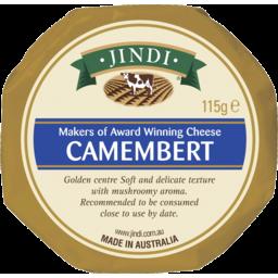 Photo of Jindi Camembert Cheese 115g