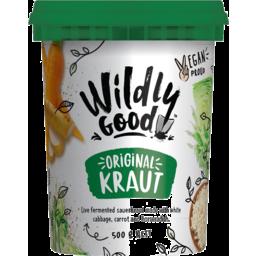 Photo of Wildly Good Original Kraut 500gm
