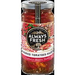 Photo of Always Fresh Tomato Sun Dried Halves 220g