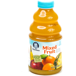 Photo of Gerber 100% Juice Mixed Fruit Juice
