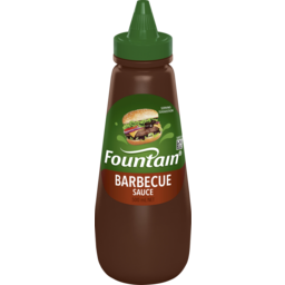 Photo of Fountain Barbecue Sauce 500ml