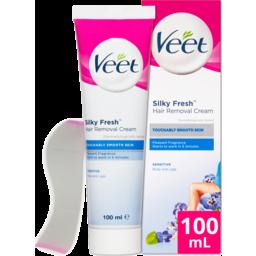Photo of Veet Cream Hair Remover Sens 100gm