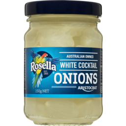 Photo of Aristocrat Cocktail Onions White 150g