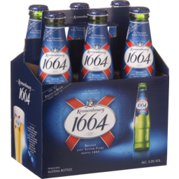 Photo of Kronenbourg 1664 Stubbies