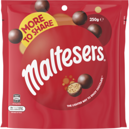 Photo of Maltesers Milk Chocolate Large Bag 250g