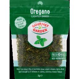 Photo of Gourmet Garden Lightly Dried Oregano 5g