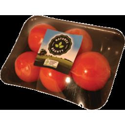 Photo of Natures Bounty Organic Tomatoes 375gm