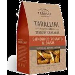 Photo of Tarallini Sundried Tom & Onion 125g