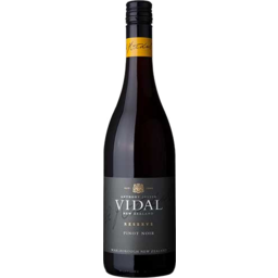 Photo of Vidal Reserve Pinot Noir 750ml