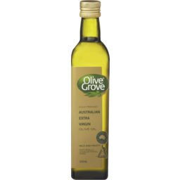 Photo of Olive Grove Cold Pressed Australian Extra Virgin Olive Oil 500ml