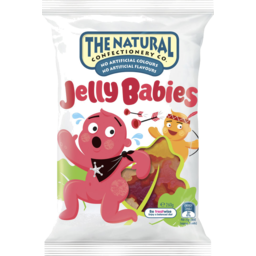 Photo of The Natural Confectionery Co Jelly Babies 260g 260g
