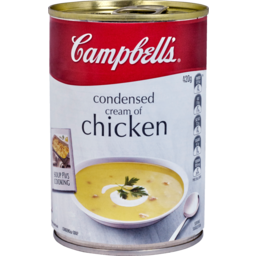 Photo of Campbells Soup Condensed Cream Of Chicken 420g
