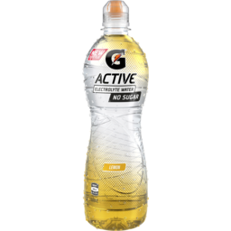 Photo of Gatorade G-Active Lemon 600ml