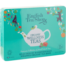 Photo of English Tea Shop - Super Goodness Collection - 36 Bags