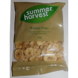 Photo of Summer Harvest Banana Chips 250g