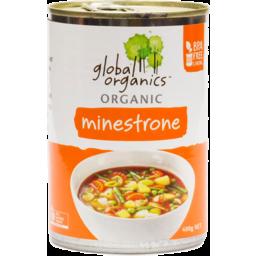 Photo of Global Organics Soup - Minestrone