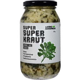 Photo of Living Goodness Super Kraut 500g