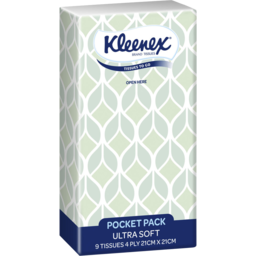 Photo of Kleenex Facial Tissue Pack Singles