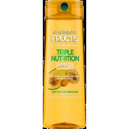 Photo of Garnier Fructis Triple Nutrition Shampoo